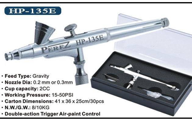 Airbrush Perez HP-135E
